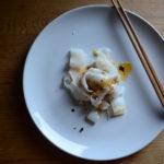 Gedämpfte Reisbandnudeln | milchmädchen.