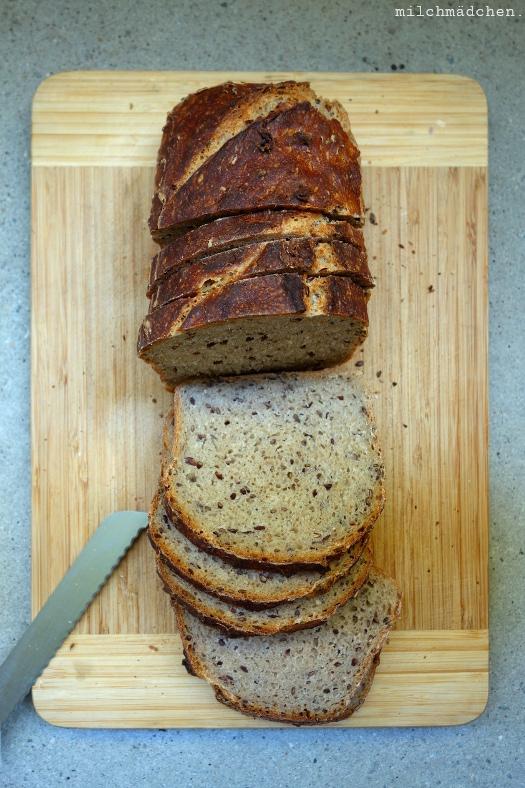 Zu Risiken und Nebenwirkungen lesen Sie die Packungsbeilage: How to read this blog – Weizenmischbrot und -brötchen mit Slow Dough