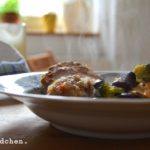 Winteressen, welcome back: Malted Mushroom Pot Pie with Yeasted Biscuits