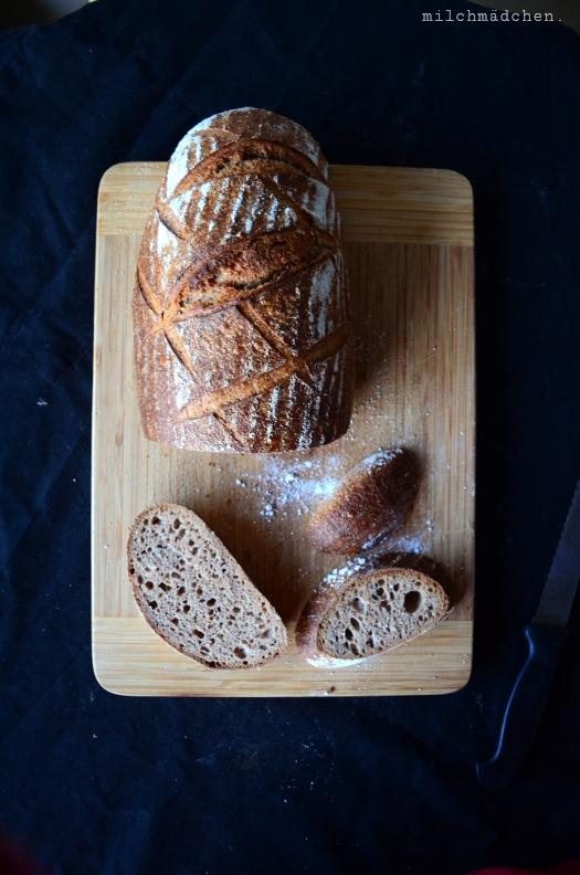 Selbsterkenntnis und die Sache mit dem Sauerteig: Miller's Bread nach Dietmar Kappl zum World Bread Day 2017 | #wbd2017