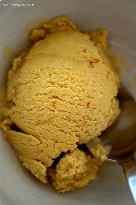 Plan B: Pumpkin Pie Spice Ice Cream