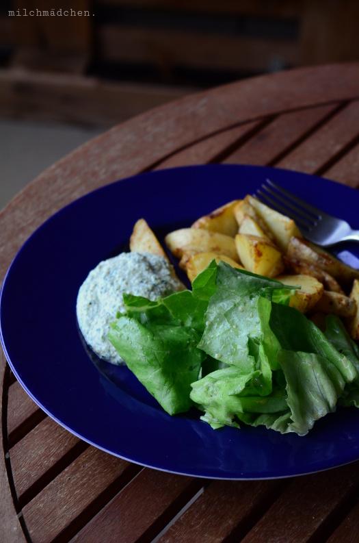 Tofu-Dip mit Eigeschmack | milchmädchen.