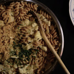 Blumenkohl-Pasta mit Pecorino-Bröseln nach Alison Roman | milchmädchen.