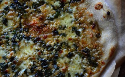 Pizza bordelaise | milchmädchen.