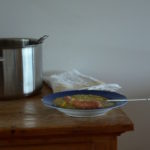 Nicht schön, aber schlonzig (und auch selten): Erbsensuppe aus Berlin
