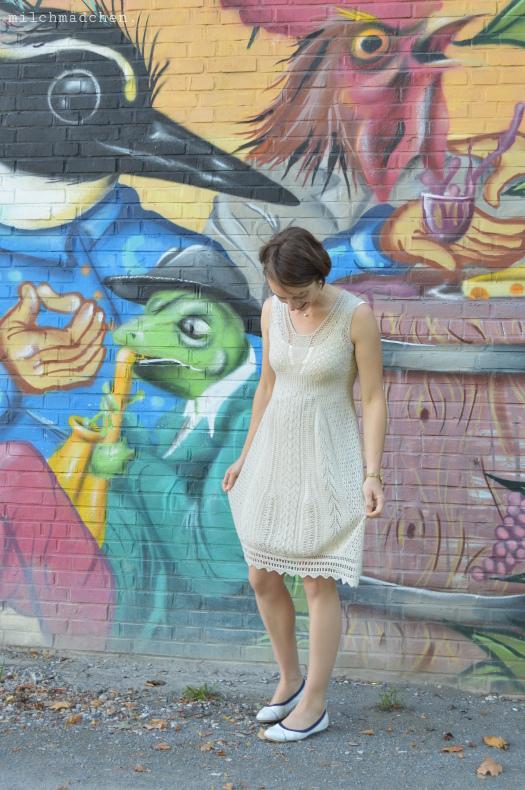 Lace Dress von Mari Lynn Patrick | milchmädchen.