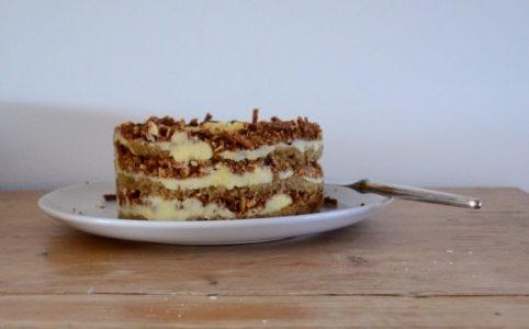Momofuku Leftover Pretzel Cake | milchmädchen.