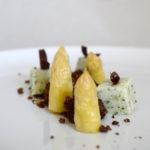 Spargel-Holunder-Dessert   milchmädchen.