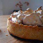 Strawberry Pie mit Meringue | milchmädchen.