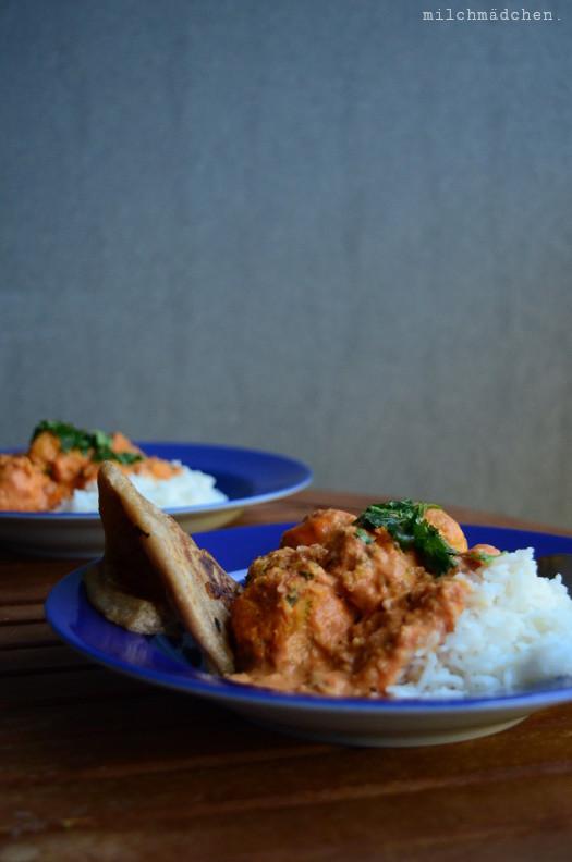 Falafel-Curry | milchmädchen.