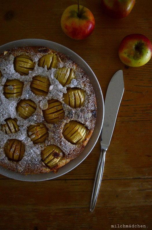 Apfelkuchen, wie Apfelkuchen muss: Apfelkuchen nach Johann Lafer