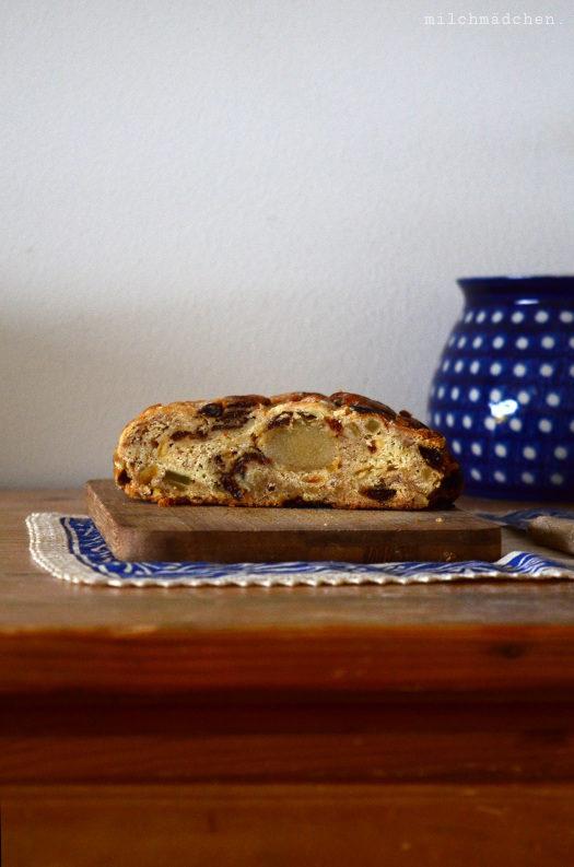 Der allerbeste und der beste: Angie-Premium-Butterstollen und Dinkel-Stollen