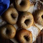 Potato Bagels mit Sauerteig | milchmädchen.