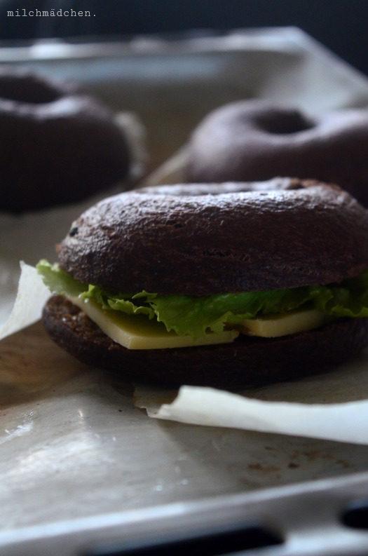 Black Bagels