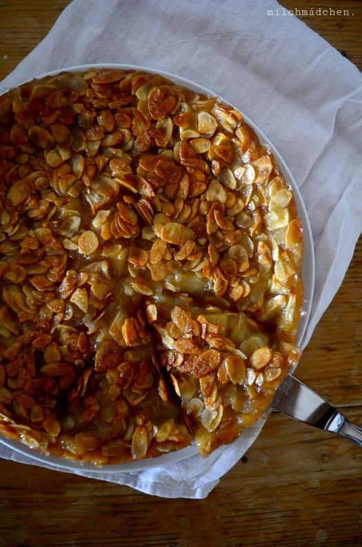 Florentiner Apfelkuchen | milchmädchen.