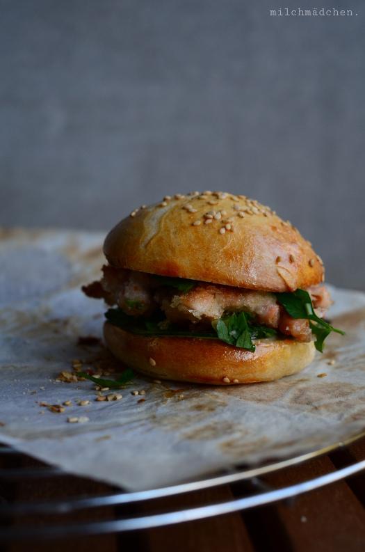 Lachsburger | milchmädchen.