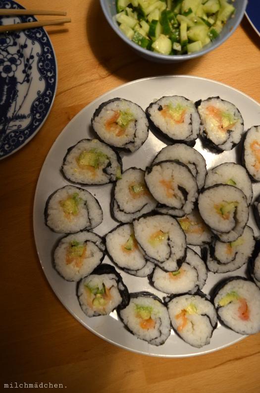 "So called ""Sushi"" | milchmädchen."